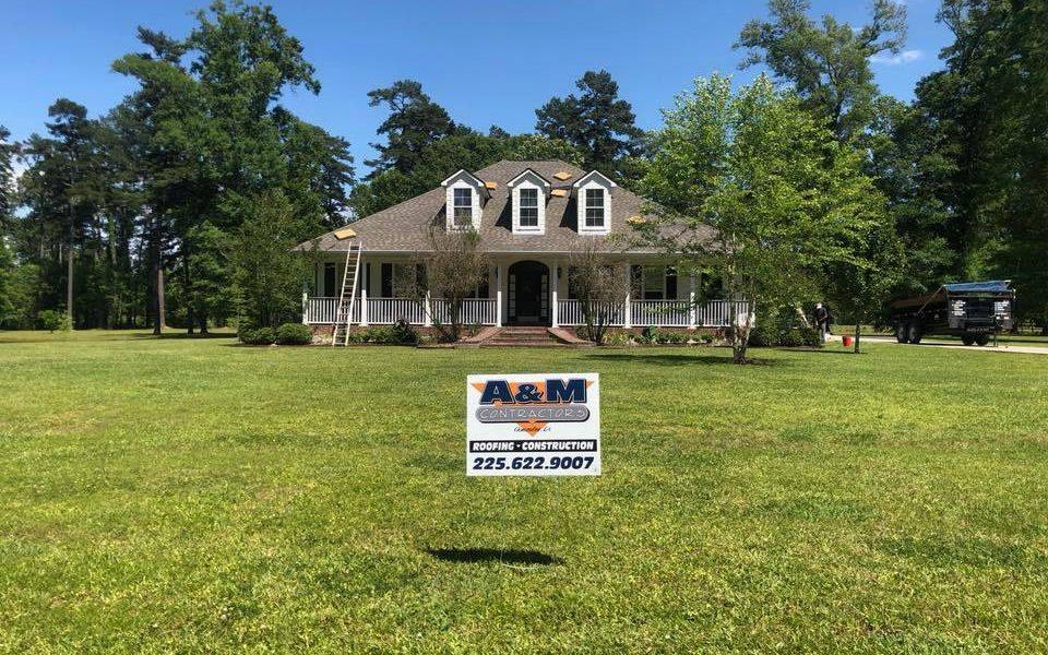 Gonzales Roofing | A&M Contractors | Gonzales Roofing