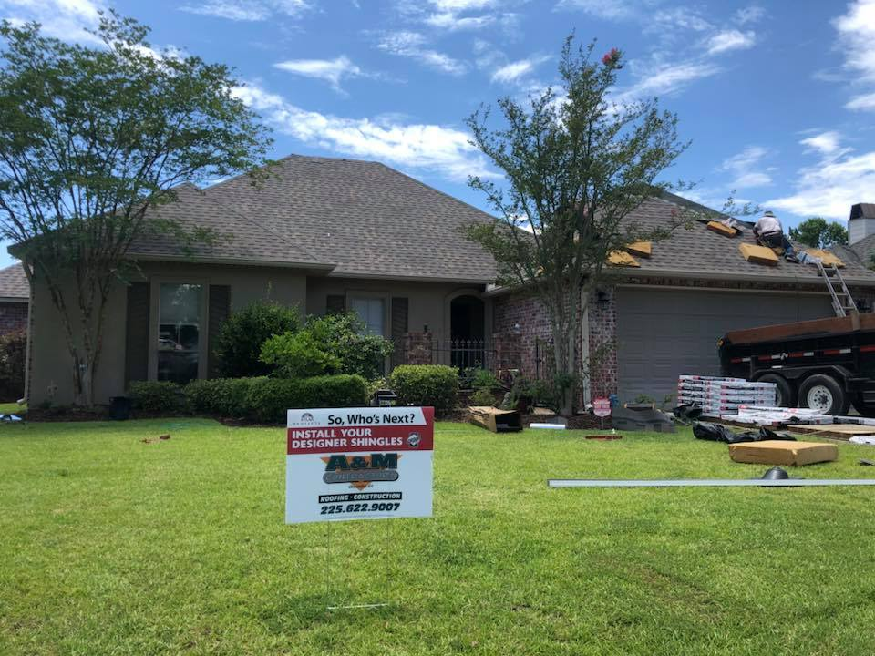 Gonzales Roofing Company A Amp M Roofing Amp Construction Gonzales